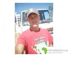 I Am A Truck Driver Seeking Employment Urgently